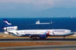 菊池 正人さんが、中部国際空港で撮影したフィンエアー MD-11の航空フォト(写真)