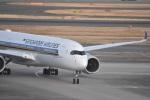 NarvaderBeyondFlyさんが、羽田空港で撮影したシンガポール航空 A350-941XWBの航空フォト(写真)