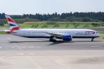 Dreamer-K'さんが、成田国際空港で撮影したブリティッシュ・エアウェイズ 787-9の航空フォト(写真)