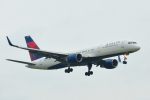 saoya_saodakeさんが、成田国際空港で撮影したデルタ航空 757-251の航空フォト(写真)