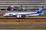 kaeru6006さんが、羽田空港で撮影した全日空 787-881の航空フォト(写真)