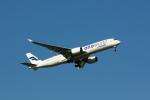 X8618さんが、スワンナプーム国際空港で撮影したフィンエアー A350-941XWBの航空フォト(写真)
