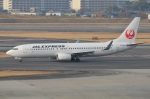 amagoさんが、伊丹空港で撮影したJALエクスプレス 737-846の航空フォト(写真)