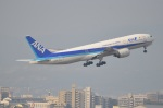 amagoさんが、伊丹空港で撮影した全日空 777-281の航空フォト(写真)