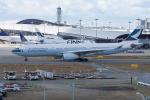 神宮寺ももさんが、関西国際空港で撮影したキャセイパシフィック航空 A330-343Xの航空フォト(写真)