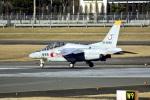 Y_Michiariさんが、福岡空港で撮影した航空自衛隊 T-4の航空フォト(写真)