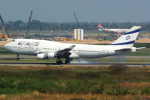 Mar Changさんが、スワンナプーム国際空港で撮影したエル・アル航空 747-412の航空フォト(写真)