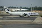 Koba UNITED®さんが、シンガポール・チャンギ国際空港で撮影したフィンエアー A340-313Xの航空フォト(写真)