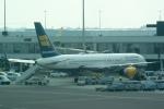panchiさんが、アムステルダム・スキポール国際空港で撮影したアイスランド航空 757-223の航空フォト(写真)