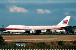 トロピカルさんが、成田国際空港で撮影したユナイテッド航空 747-123の航空フォト(写真)