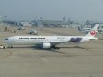ukokkeiさんが、中部国際空港で撮影した日本航空 777-346/ERの航空フォト(写真)