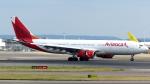 誘喜さんが、ロンドン・ヒースロー空港で撮影したアビアンカ航空 A330-243の航空フォト(写真)