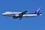 islandsさんが、羽田空港で撮影した全日空 A320-211の航空フォト(写真)