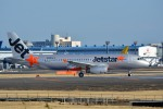 さくらの城南山。さんが、成田国際空港で撮影したジェットスター・ジャパン A320-232の航空フォト(写真)