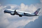 we love kixさんが、関西国際空港で撮影したチャイナエアライン A350-941XWBの航空フォト(写真)