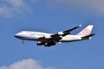 sonnyさんが、成田国際空港で撮影したチャイナエアライン 747-409の航空フォト(写真)