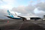 kohei787さんが、グアム国際空港で撮影したボーイング 737-8-MAXの航空フォト(写真)
