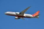 sonnyさんが、成田国際空港で撮影したエア・インディア 787-837の航空フォト(写真)