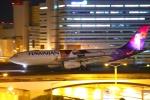多摩川崎2Kさんが、羽田空港で撮影したハワイアン航空 A330-243の航空フォト(写真)
