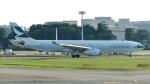 誘喜さんが、シンガポール・チャンギ国際空港で撮影したキャセイパシフィック航空 A330-343Xの航空フォト(写真)