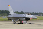 senyoさんが、茨城空港で撮影したアメリカ空軍 F-16CM-50-CF Fighting Falconの航空フォト(写真)