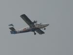 ほっぴー黒柴さんが、鹿児島空港で撮影した第一航空 DHC-6-400 Twin Otterの航空フォト(写真)