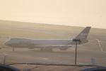 職業旅人さんが、香港国際空港で撮影したシルクウェイ・ウェスト・エアラインズ 747-83QFの航空フォト(写真)