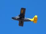 51ANさんが、鹿児島空港で撮影した新日本航空 BN-2B-20 Islanderの航空フォト(写真)