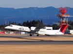 51ANさんが、鹿児島空港で撮影した日本エアコミューター DHC-8-402Q Dash 8の航空フォト(写真)