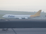 職業旅人さんが、香港国際空港で撮影したポーラーエアカーゴ 747-87UF/SCDの航空フォト(写真)