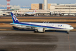 Echo-Kiloさんが、羽田空港で撮影した全日空 777-381/ERの航空フォト(写真)