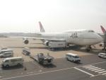 職業旅人さんが、羽田空港で撮影した日本航空 747-346の航空フォト(写真)