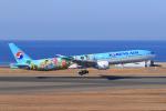 ストロベリーさんが、中部国際空港で撮影した大韓航空 777-3B5/ERの航空フォト(写真)