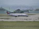 JAZさんが、小松空港で撮影したアイベックスエアラインズ CL-600-2B19 Regional Jet CRJ-100LRの航空フォト(写真)