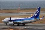 kikiさんが、関西国際空港で撮影した全日空 737-781の航空フォト(写真)