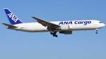 ゆっちゃんずさんが、成田国際空港で撮影した全日空 767-381/ER(BCF)の航空フォト(写真)