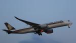 VIPERさんが、羽田空港で撮影したシンガポール航空 A350-941XWBの航空フォト(写真)