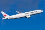 Tomo-Papaさんが、羽田空港で撮影した日本航空 777-289の航空フォト(写真)