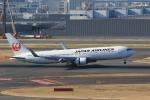 NH642さんが、羽田空港で撮影した日本航空 767-346/ERの航空フォト(写真)