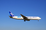 wagonist24wさんが、成田国際空港で撮影した全日空 767-381/ER(BCF)の航空フォト(写真)