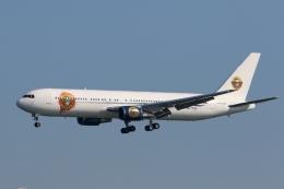 多摩川崎2Kさんが、羽田空港で撮影したアエロネクサス・コーポレーション 767-35D/ERの航空フォト(写真)