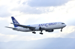 kix-boobyさんが、関西国際空港で撮影した全日空 767-381/ER(BCF)の航空フォト(写真)
