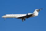 Echo-Kiloさんが、羽田空港で撮影したウィルミントン・トラスト・カンパニー G-V-SP Gulfstream G550の航空フォト(写真)