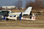 camelliaさんが、大利根飛行場で撮影した立命館大学 Discus CSの航空フォト(写真)