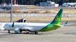 誘喜さんが、成田国際空港で撮影した春秋航空日本 737-81Dの航空フォト(写真)
