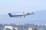 senchouさんが、伊丹空港で撮影したANAウイングス DHC-8-402Q Dash 8の航空フォト(写真)