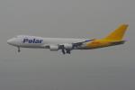 PASSENGERさんが、香港国際空港で撮影したアトラス航空 747-87UF/SCDの航空フォト(写真)