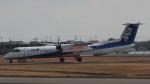 Cassiopeia737さんが、高知空港で撮影したANAウイングス DHC-8-402Q Dash 8の航空フォト(写真)