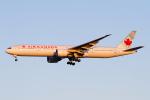 Echo-Kiloさんが、羽田空港で撮影したエア・カナダ 777-333/ERの航空フォト(写真)