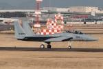 まさきちさんが、名古屋飛行場で撮影した航空自衛隊 F-15DJ Eagleの航空フォト(写真)